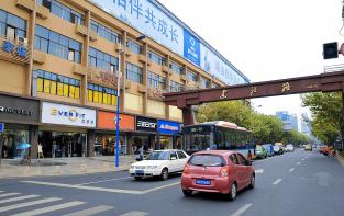 建设路商业街